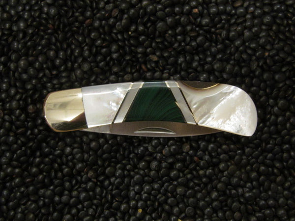 "3"" LOCK BACK KNIFE - JEWELRY COLLECTION"