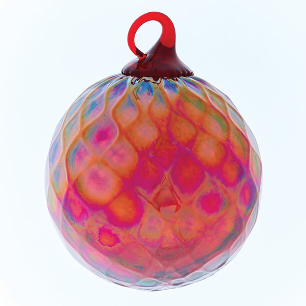 CLASSIC BIRTHSTONE ORNAMENT - JANUARY (GARNET)