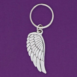 ANGEL WING KEY CHAIN