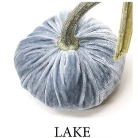 VELVET PUMPKIN - LAKE