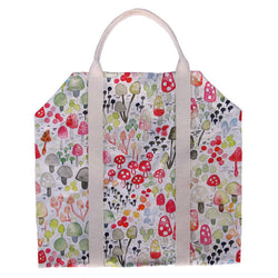 MUSHROOMS TIMBER TOTE