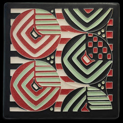 MOTAWI MARGARET MINT TILE 6X6 6656