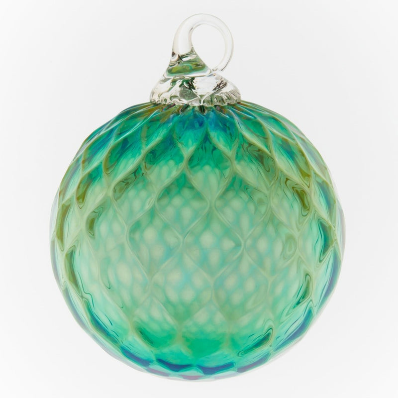 CLASSIC BIRTHSTONE ORNAMENT - MAY (EMERALD)