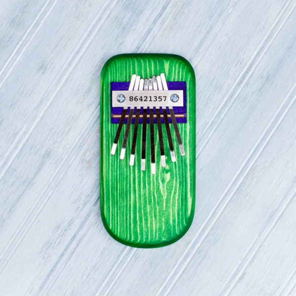 THUMB PIANO - GREEN
