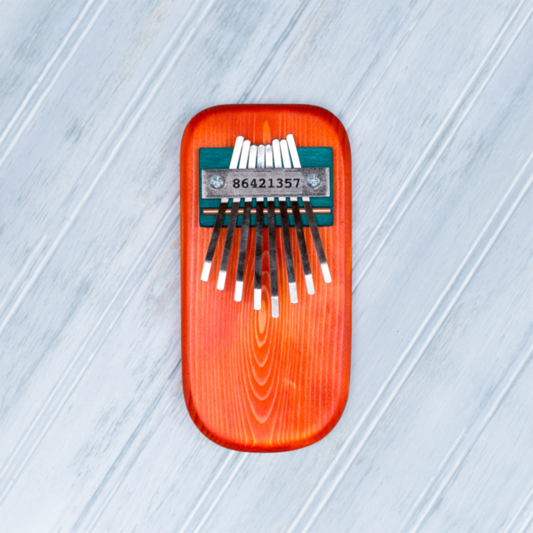 THUMB PIANO - ORANGE