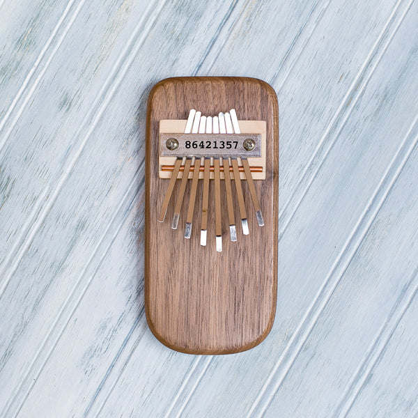 THUMB PIANO - WALNUT LOW DIATONIC