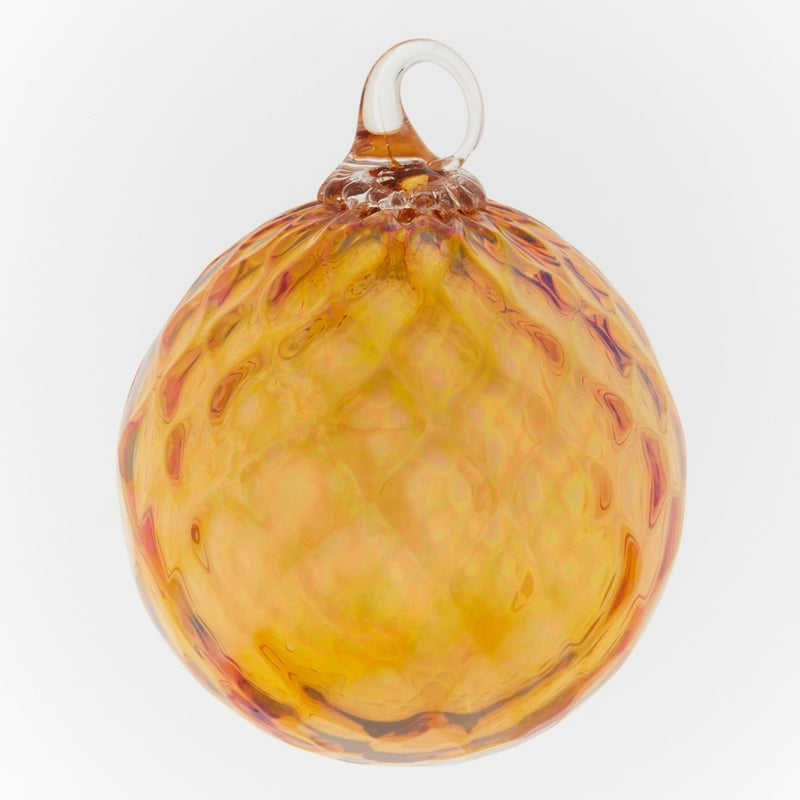 CLASSIC BIRTHSTONE ORNAMENT - NOVEMBER (CITRINE)