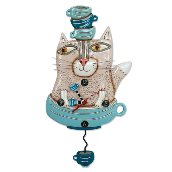 TEACAT CLOCK