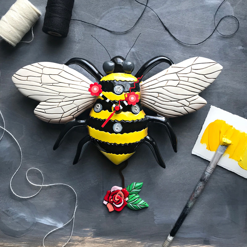 BUZZ BEE CLOCK