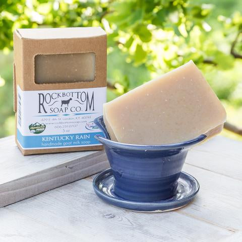 KENTUCKY RAIN BAR SOAP