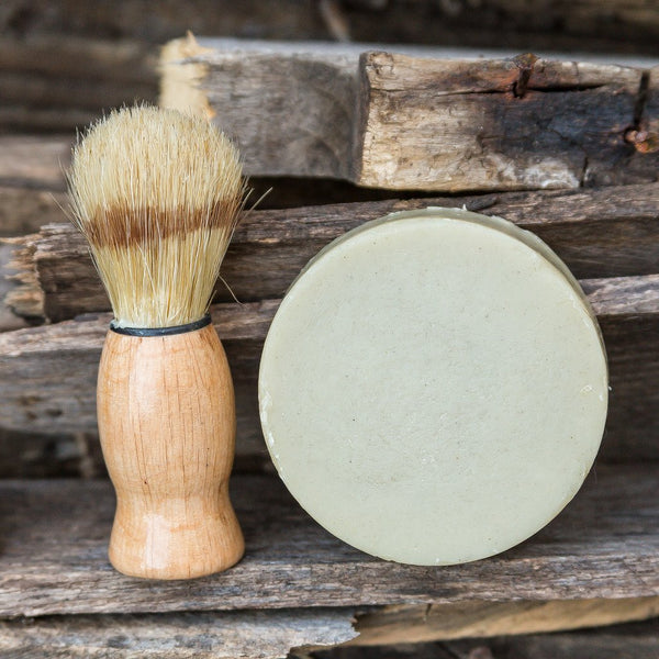 GOAT'S MILK SHAVE KIT
