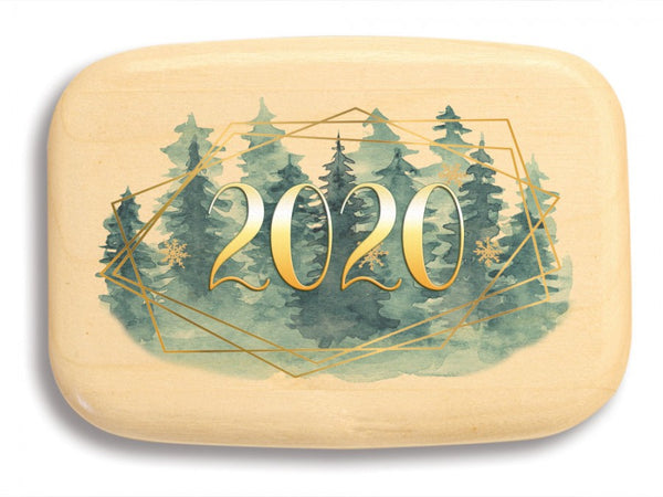 "ASPEN SECRET BOX (2"" X 3"") - YEAR 2020"