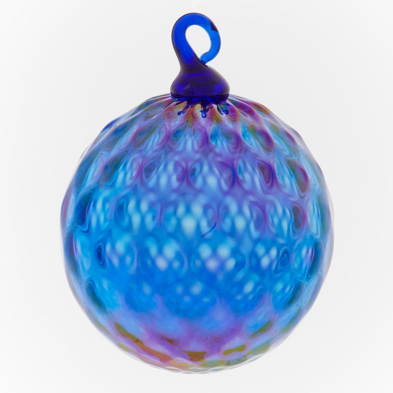 CLASSIC BIRTHSTONE ORNAMENT - SEPTEMBER (SAPPHIRE)