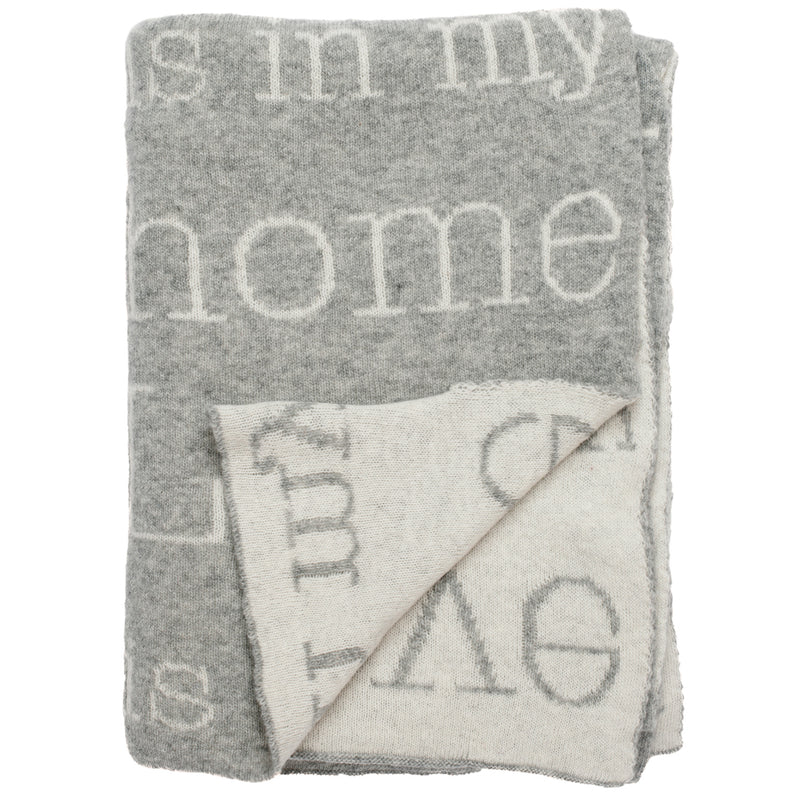 LOVE IN HOME THROW