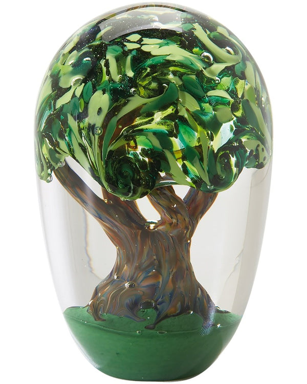 "3"" ENVIRONMENTAL SERIES PAPERWEIGHT - TREE OF LIFE"