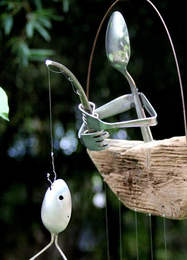 UNDER THE SEA FISH WIND CHIME
