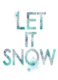 HOLIDAY BOXED GREETING CARDS - HOLA LET IT SNOW