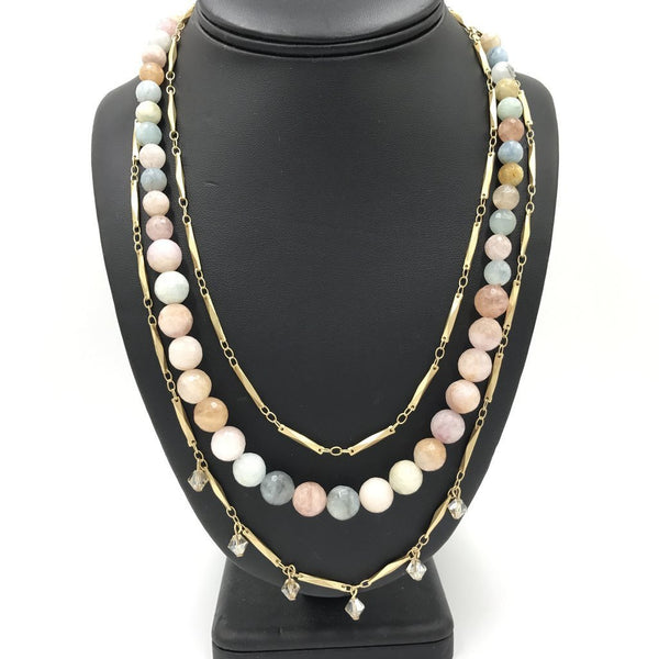 Beautiful Morganite Necklace