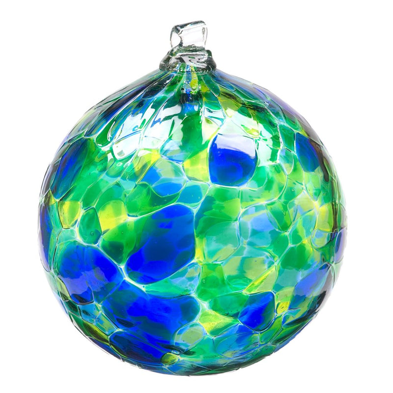 "2"" CALICO ORNAMENT - OCEANIA"