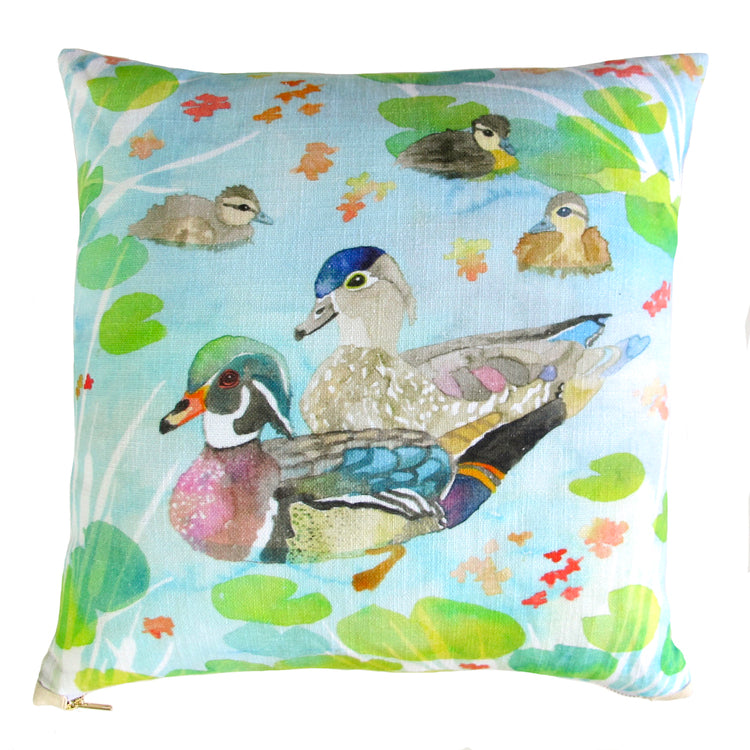DUCK PILLOW