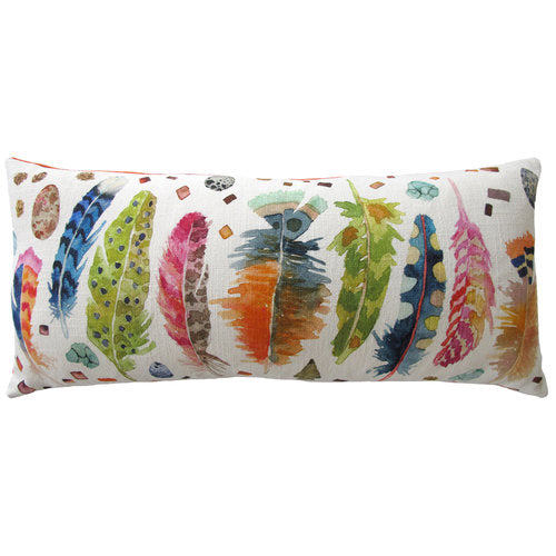 FEATHERS AIR LUMBAR PILLOW