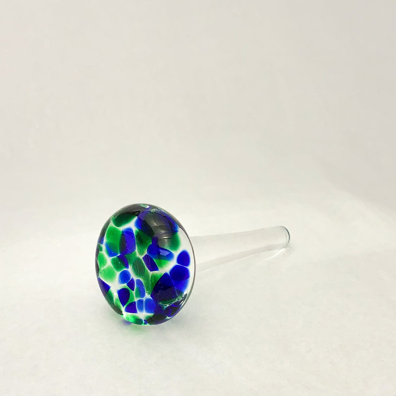 BLUE GREEN RING HOLDER
