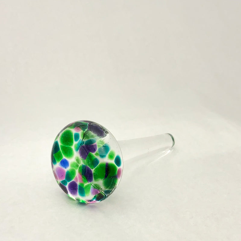 BLUE GREEN PURPLE RING HOLDER