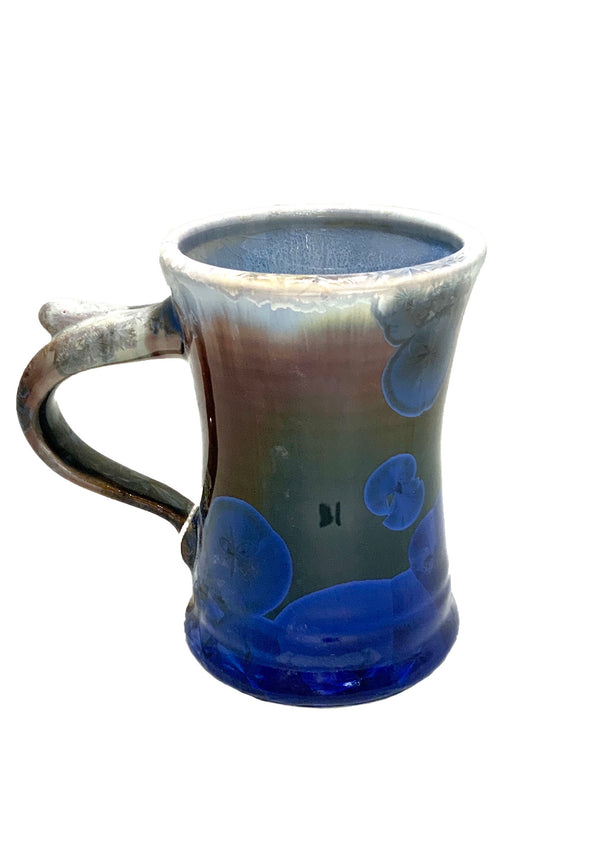 STELLAR AFTERNOON TEA MUG (WHITE/BLUE/COBALT)