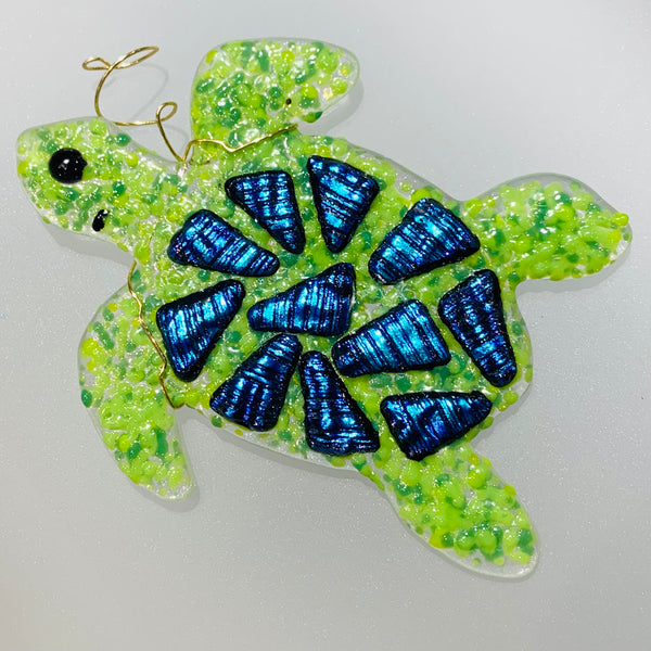 TURTLE ORNAMENT - SUNCATCHER