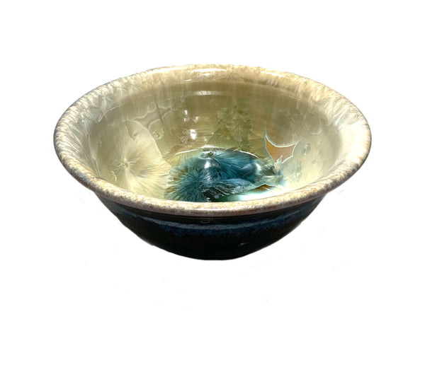 STELLAR NEW SMALL BOWL (CREAM/GREEN/BLUE)