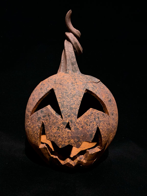 SMALL RED JACK O LANTERN