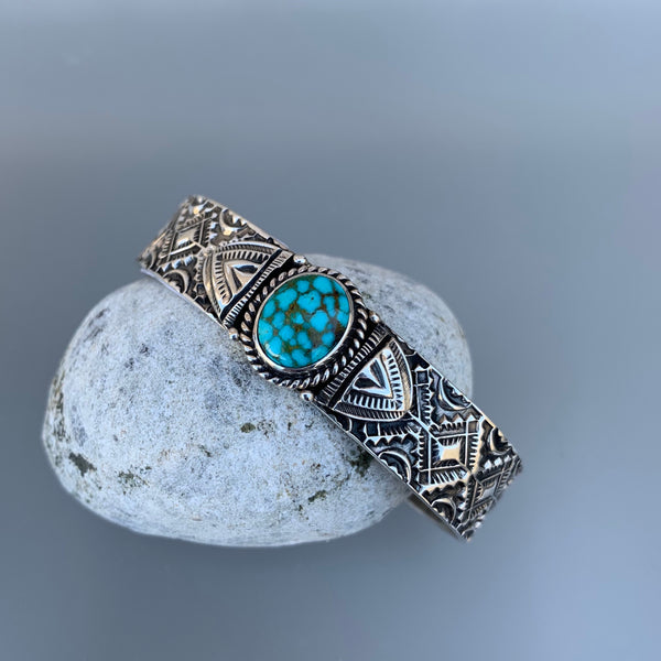 KEVIN RAMONE TURQUOISE CUFF