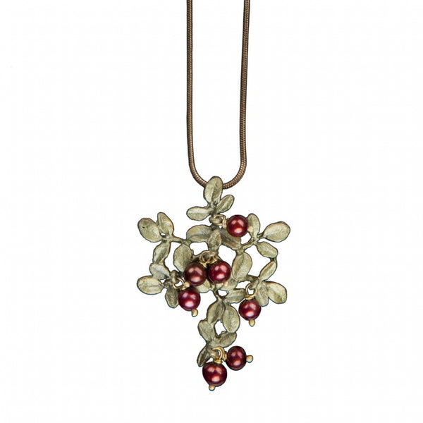 "CRANBERRY 16"" NECKLACE SNAKE CHAIN"