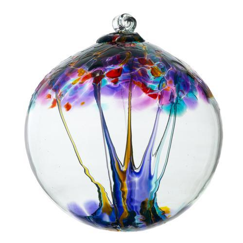 "6"" TREE OF ENCHANTMENT BALL - CREATIVITY"