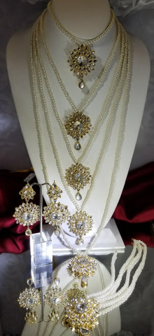 Necklace long Set