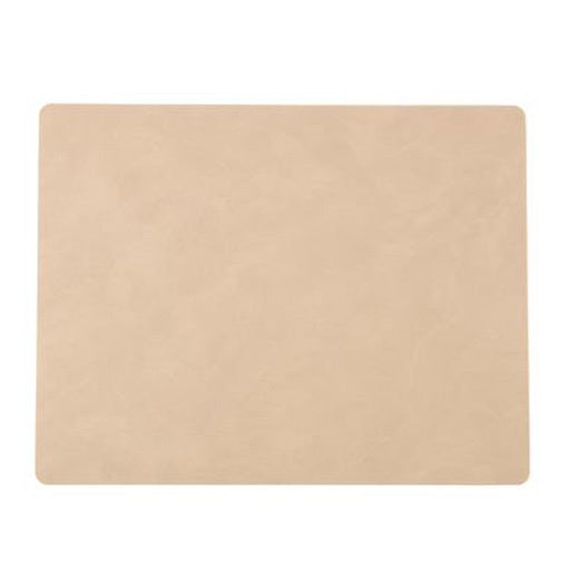 LindDNA Rectangle Placemat Nupo Sand