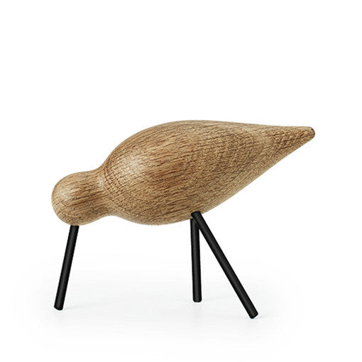 Normann Copenhagen Shorebird Medium Oak Black