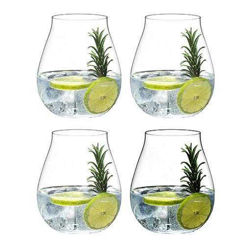 Riedel Gin Tonic Glass Set of 4