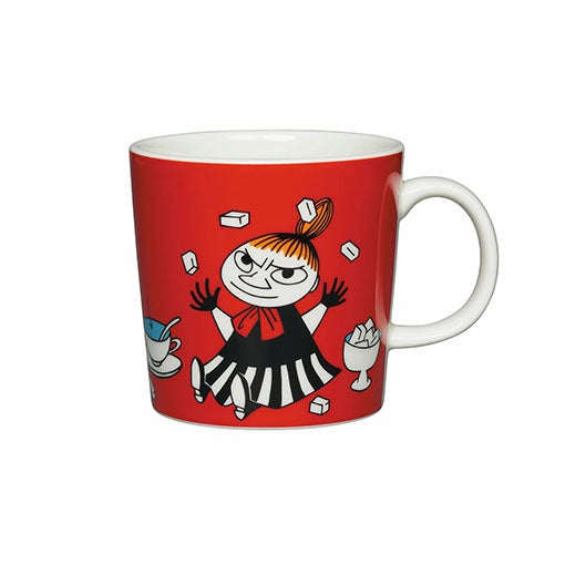 Moomin Mug Little My Red