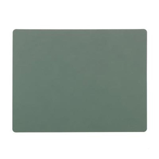 LindDNA Rectangle Placemat Nupo Pastel Green