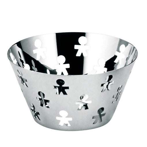 Alessi Girotondo Fruit Bowl
