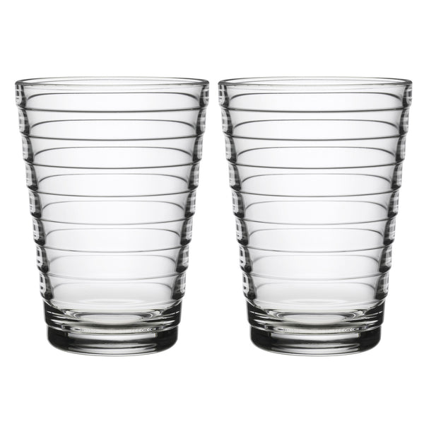 iittala Aino Aalto Highball Pair Clear