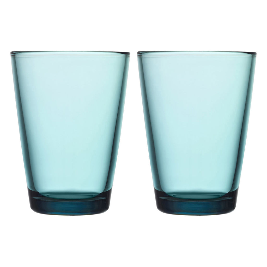 iittala Kartio Highball Set of 2 Seablue