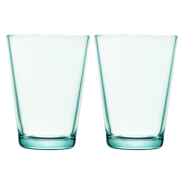 iittala Kartio Highball Set of 2 Water Green