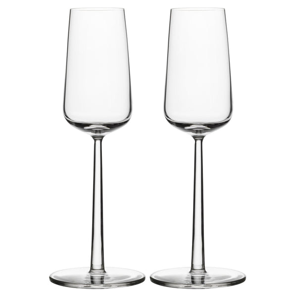 iittala Essence Champagne Flute 210ml Set of 2