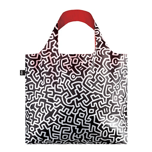 Loqi Shopping Bag Museum Collection - Keith Haring