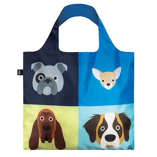 Loqi Shopping Bag - Dogs