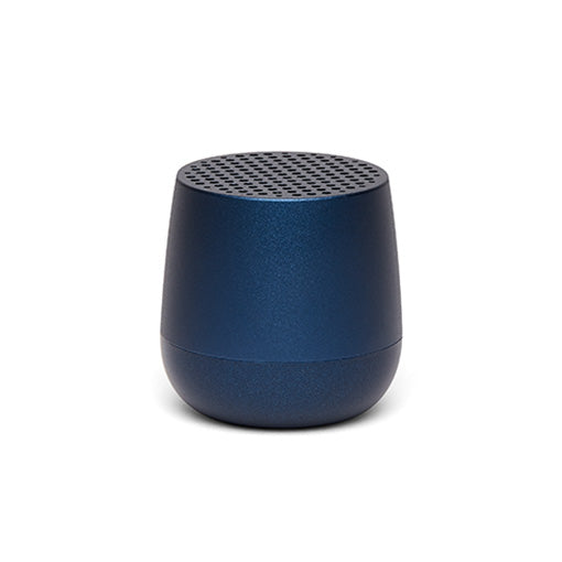 Lexon Mino + Bluetooth Speaker Dark Blue
