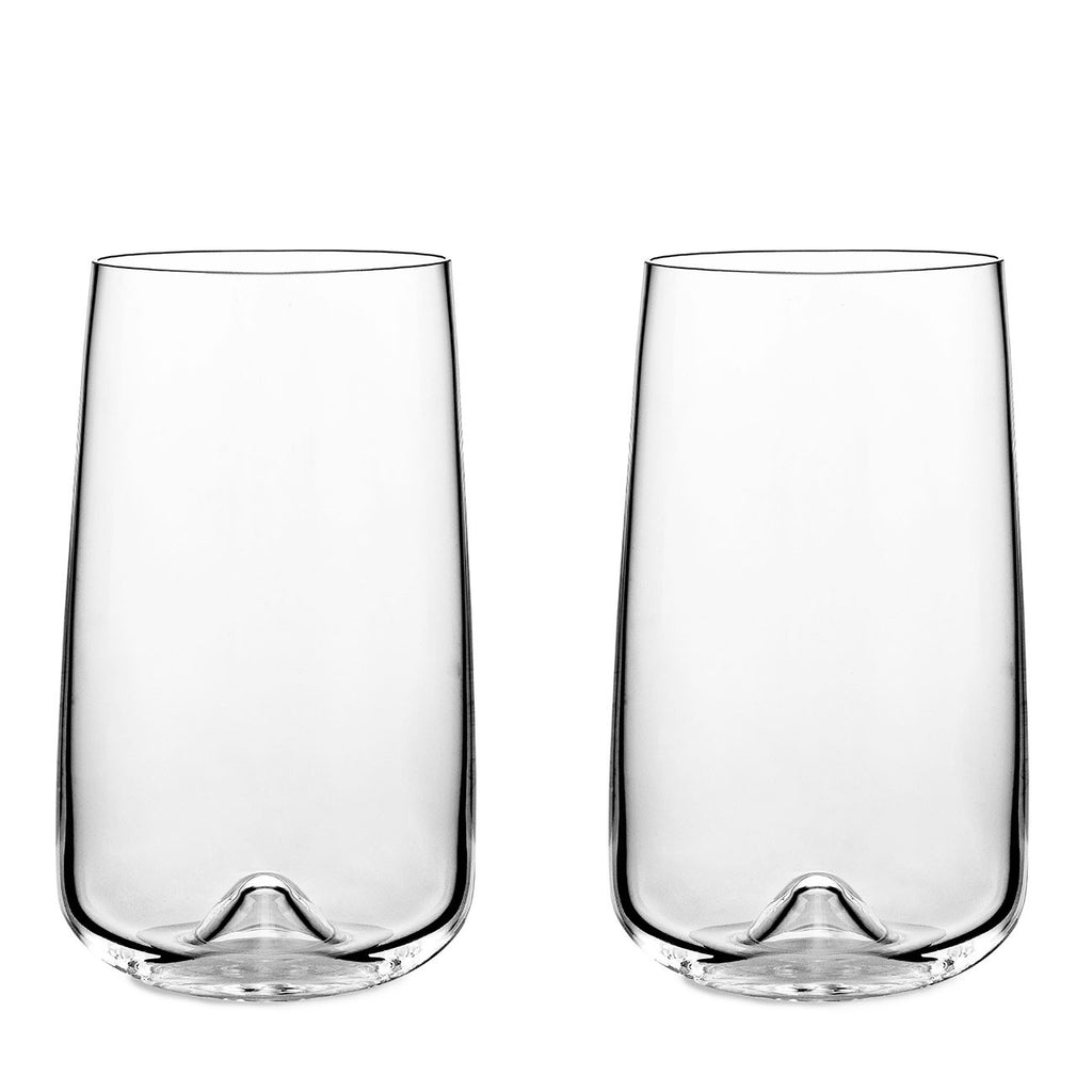 Normann Copenhagen Glasses Long Drink Set of 2