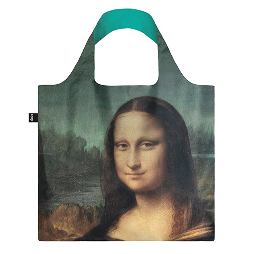 Loqi Shopping Bag Museum Collection - Mona Lisa